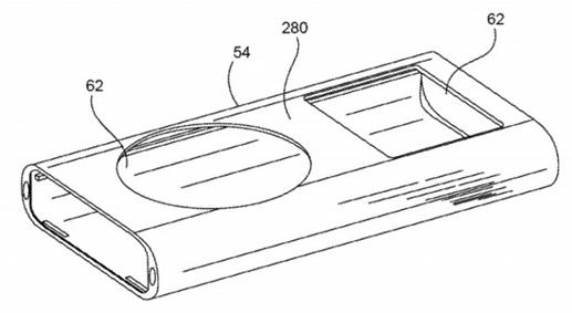 未来的iPhone或被无缝玻璃全覆盖,或将配备环绕式显示屏