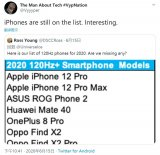 iPhone 12逐渐明朗,价格高达8699元的真旗舰机