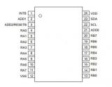 AL5524 IO如何扩展单片机的IO引脚数量