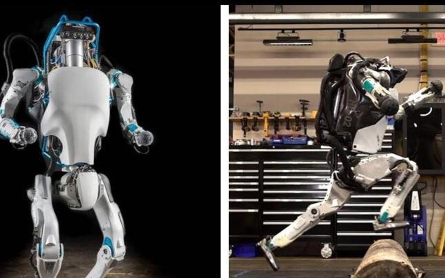 世界上5種神奇的高科技機器人分享