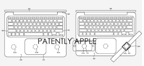 苹果打造全新MacBook,或将采用无线反向快充技术