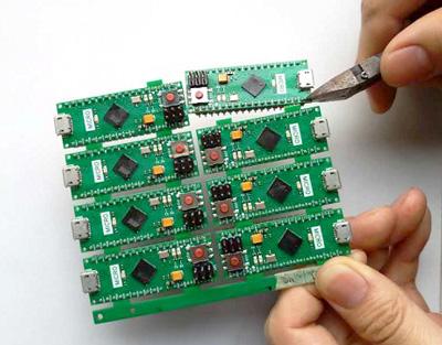 PCB板组合设计方法的秘密
