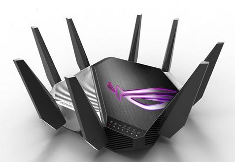 华硕ROG发布全ぷ球首款Wi-Fi 6E路由,支持6GHz频段