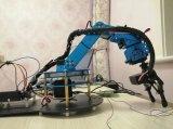 基于STM32单片机的三自由度体感仿生机械臂