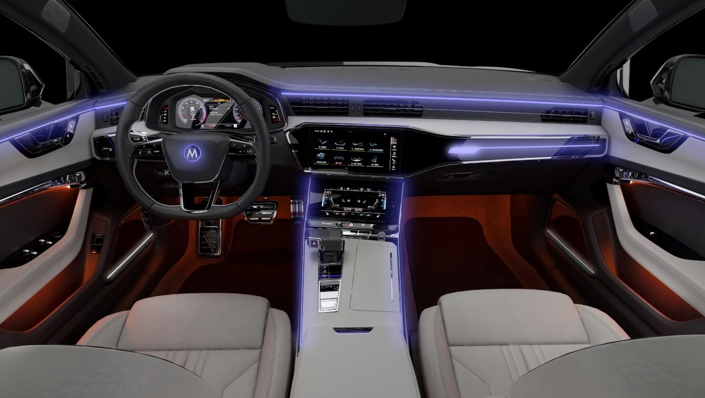 Melexis发布多通道RGB-LED驱动芯片M...