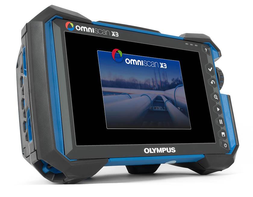 奧林巴斯發布OmniScan? X3探傷儀更新軟件構建工業檢測安全防護網