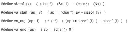 嵌入式系統簡易版本的printf滿足自己的需要