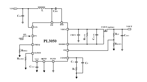 PL3050在大功率藍牙音箱中的DC-DC解決方案