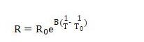 高精度NTC测温电路设计及电阻值计算