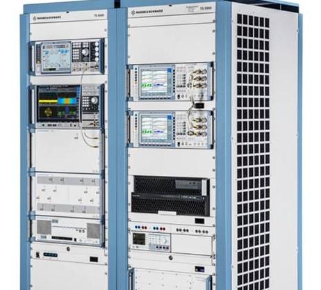 R&S®CMX500无线通信测试仪支持从...