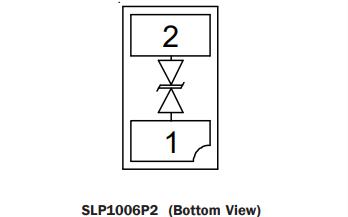 RClamp3521P ESD保护超低电容单线的数据手册免费下载