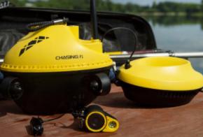 全球首款可视探鱼无人机上市,实现声呐探鱼+可视探...