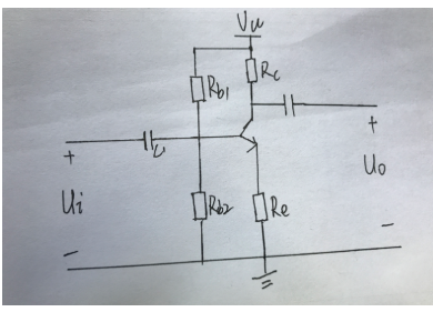 共射放大电路参数确定方案解析