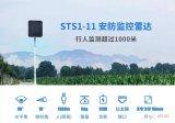 地面监控雷达的加入,为安防市场领域提供了新的解决方案