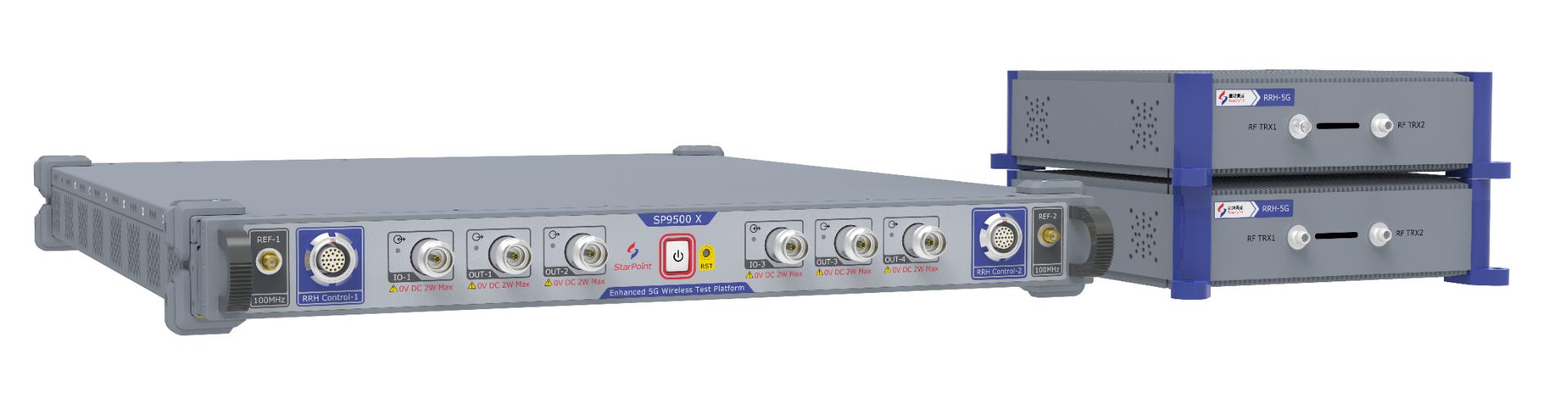 星河亮點推出5G毫米波綜測儀原型系統,符合3GP...