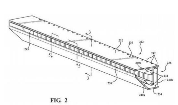 苹果新专利:带有狭缝气体传输的空调控制系统
