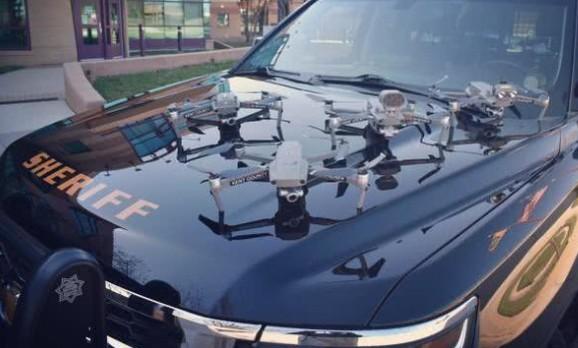 美国情报人员怀疑就曾对大疆无人机可能被用于间谍活...