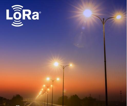 方大智控研发了无线路灯控制系列终端 FONDA-LCU16LoRa