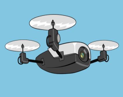 """無人機送貨的""""人在家中坐,貨從天上來""""場景或即將到來"""