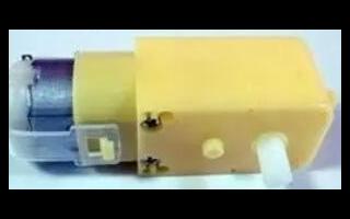 制作機器人常用的四種電機對比分析