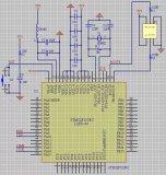 采用stm32f103rc的STM32最小系统