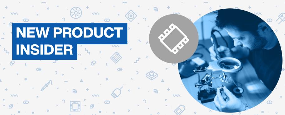 贸泽电子8月新品推荐,数量超过383种新品