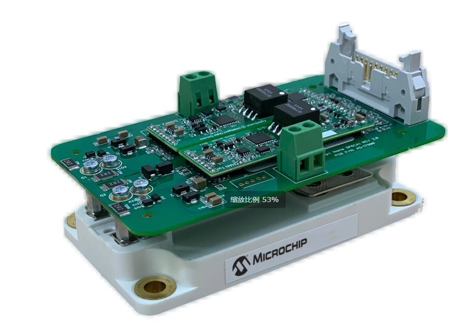 Microchip推出AgileSwitch栅极驱动器和功率模块工具包,助力开发人员设计投产