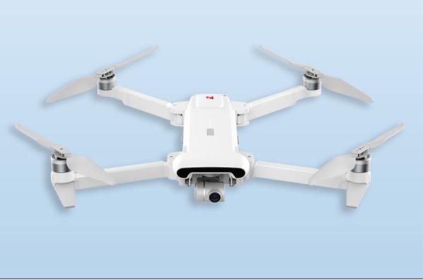 小米推飞米X8 SE 2020无人机,采用可折叠...