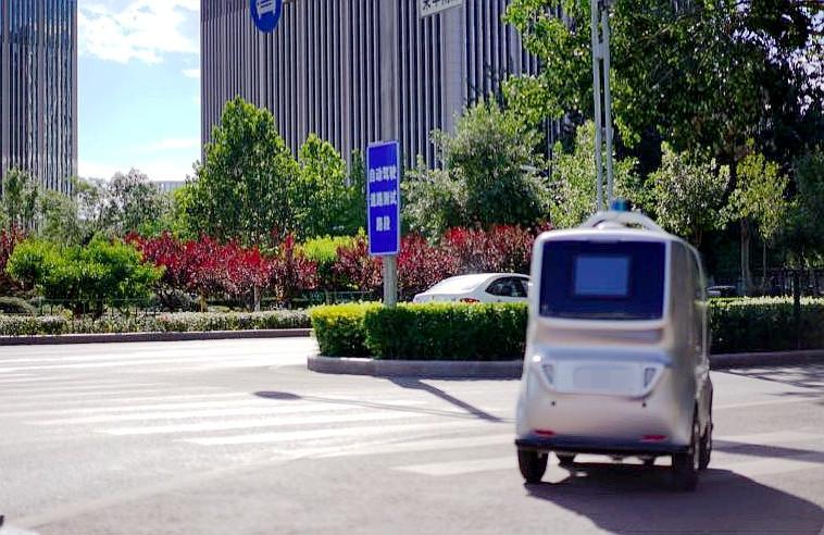 浅谈工业安卓一体机在无人配送车智能检测中的应用