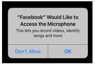 "Facebook和Twitter是否在暗中""窃听..."