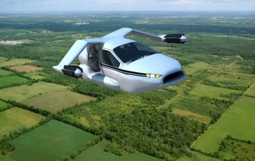 Panasonic Corp啟動飛行汽車研發項目?