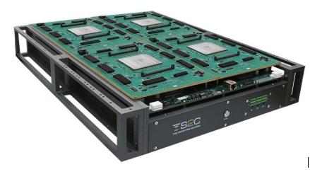 国微思尔芯推采用Stratix 10 GX 10M FPGA的3亿门原型验证系统