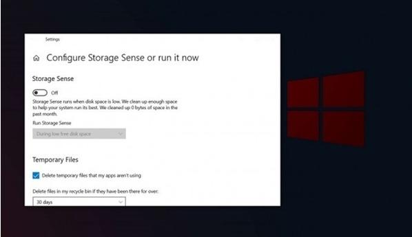 电脑硬盘已达到存储极限怎么办?win10这个功能可以帮忙