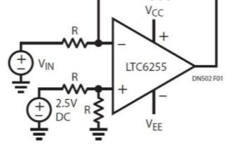 利用精密匹配的电阻器网络实现高精度放大器和ADC...