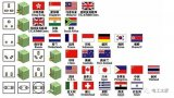 各国插头、电压的资料 出国的朋友必看!