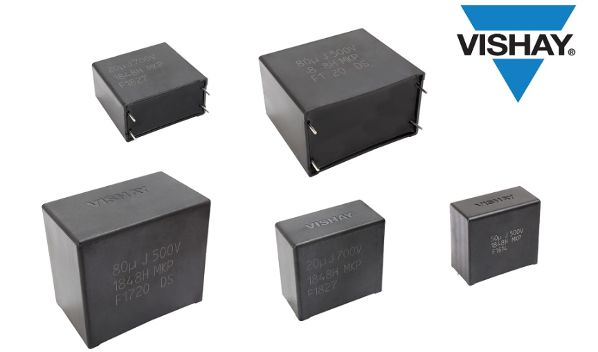 Vishay推出可在高湿环境下确保稳定容量和ES...