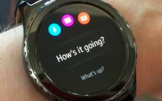 三星血壓計和心電圖應用程序在三星智能手表上的應用