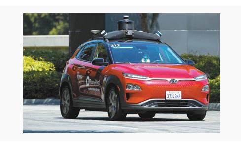 東芝公司宣布下半年即將推出用于自動駕駛傳感器中的激光雷達產品?