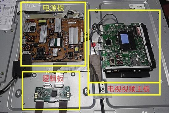 液晶电�w视黑屏维修方法_液晶电视机屏幕有条纹