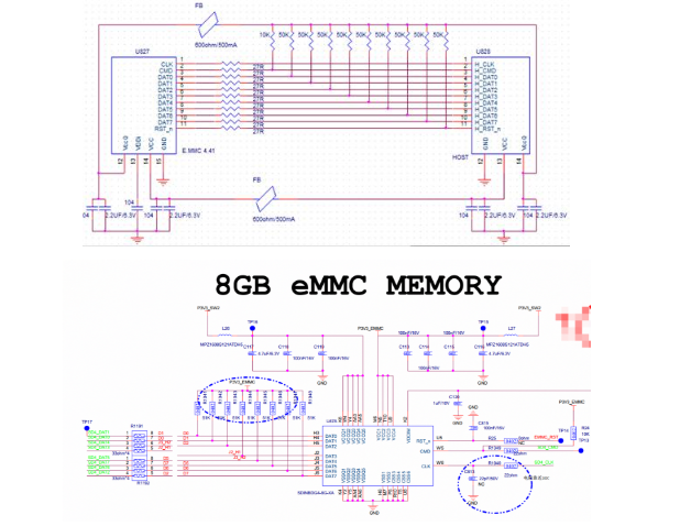 EMMC电路设计之EMMC上电时序设计