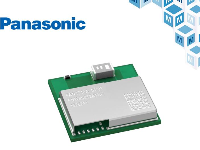 Panasonic PAN1740A BLE模块...