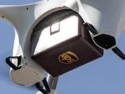 UPS推出快递运送车载无人机,将无人机递送整合至...