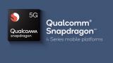 Qualcomm計劃在2021年初將5G移動平臺產品組合擴展至Qualcomm驍龍4系