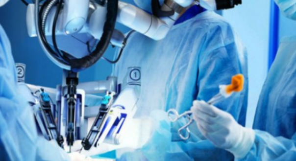 基于折纸结构研发的◎显微外科手术机器人mini-RCM