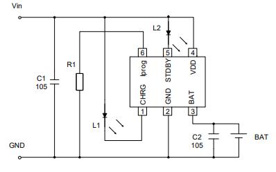 SY8147单节锂离子电池充电器芯片的数据手册免费下载