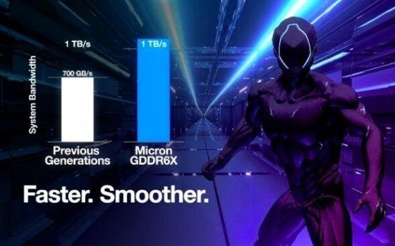 美光發布全球最快顯卡內存GDDR6X已應用于英偉達最新GPU;京東方柔性OLED全屏顯示屏幕獲IFA 2020屏幕技術創新金