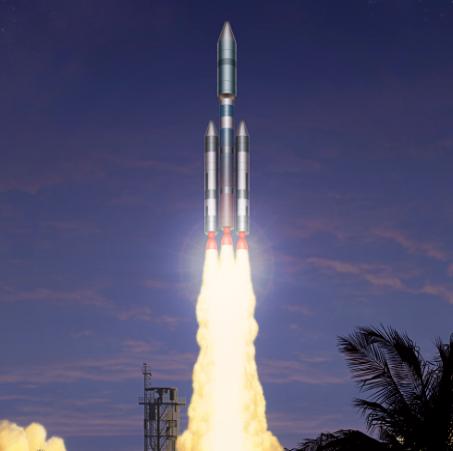 我国成功发射了一型可重复使用的试验航天器,已14...