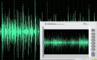 示波器的光标测量�K和自动测量的波形测量结果有什么不一样