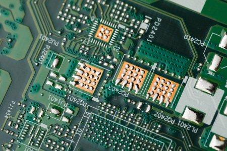 印刷电路板制造方法-丝印