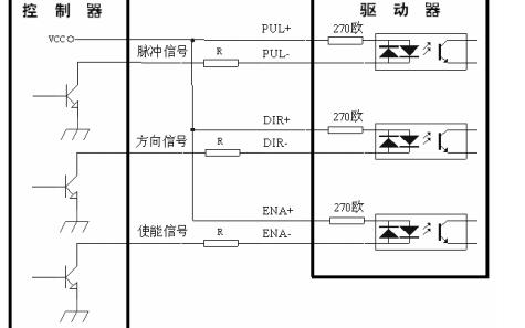 DM556和DM856低噪声数字式步进驱动器的使用手册免费下载